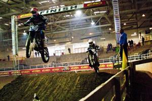 motocross indoor