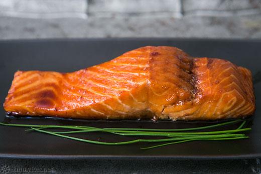 Five Minute Miso-Glazed Toaster Oven Salmon - Asheville.com