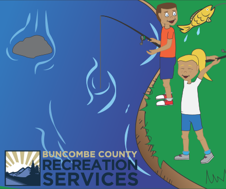 Buncombe county announces kids fishing day at owen park for Nc fishing license cost