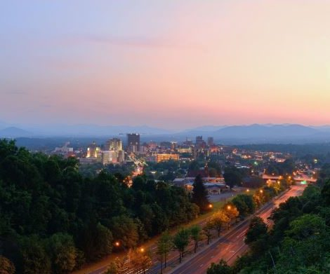 City of Asheville