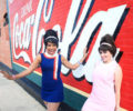 Actresses from Beehive: The 60s Musical