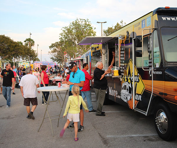 Asheville selected as tour site for food truck and craft for Craft shows in nc 2017