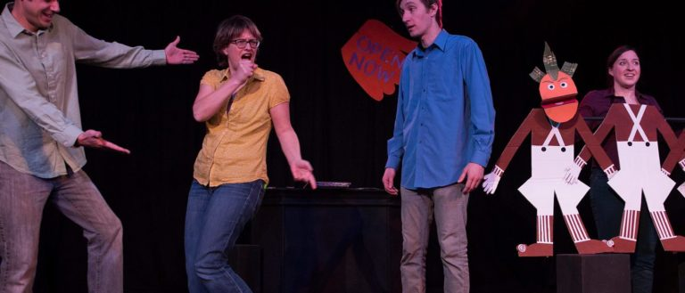 The Magnetic Theatre Presents Money and How To Make It