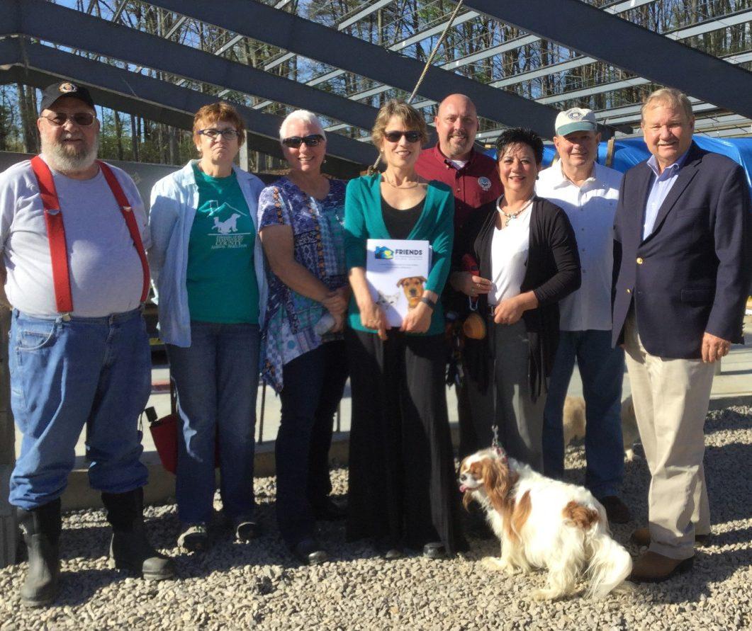 Haywood County Animal Services Building Progresses Asheville Com
