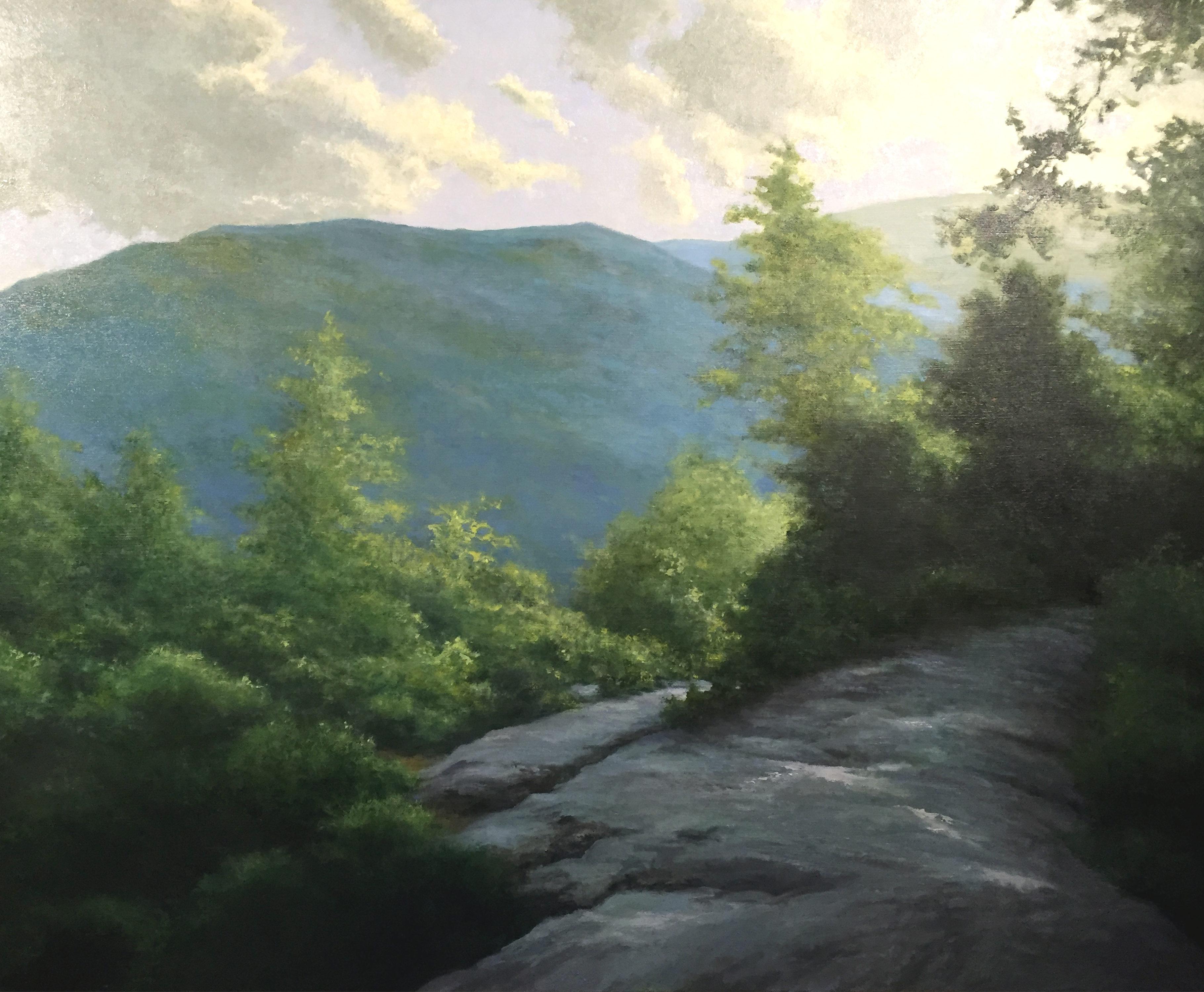 Elk Mountain Road by Shawn Krueger