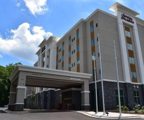 Hampton Inn & Suites Biltmore Estate