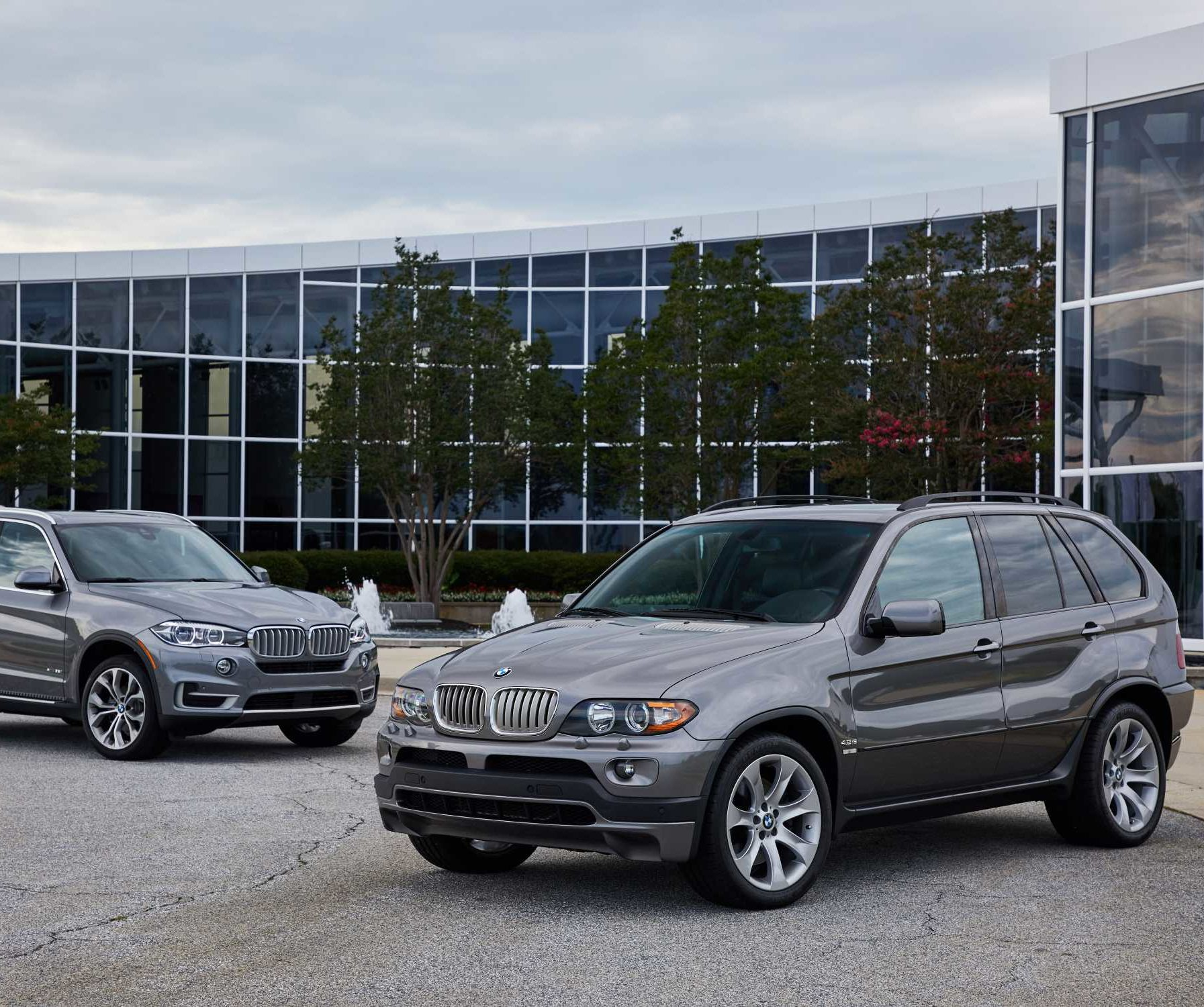 Bmw Years: BMW Group Plant Spartanburg Becomes Largest Production