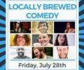 Locally Brewed Asheville Comedy Showcase
