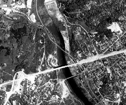 Asheville Through Time Map