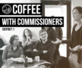 Coffee With Commissioners