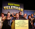 The Cast of The First Annual Superhappy Telethon