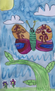 Spring Awakening, a pediatric patients' exhibition to benefit Arts For Life