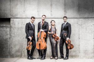 The Tesla Quartet at Black Mountain College Museum + Arts Center