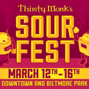 Thirsty Monk's Sour Fest